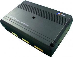 深圳赛纳国威WS824-10D数字集团电话交换机